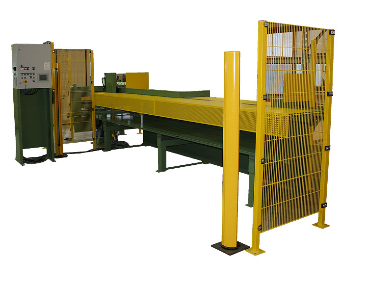 Automatic cut-to-length machine type GRD/GMA