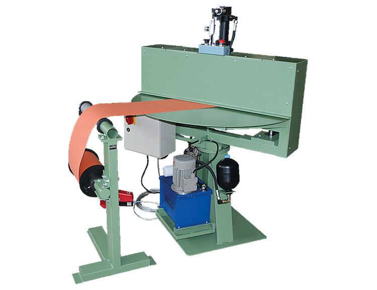 Guillotine cutting machine type SGW