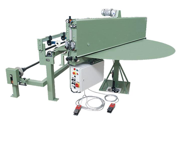 Crush cut cutting machine type WSQ