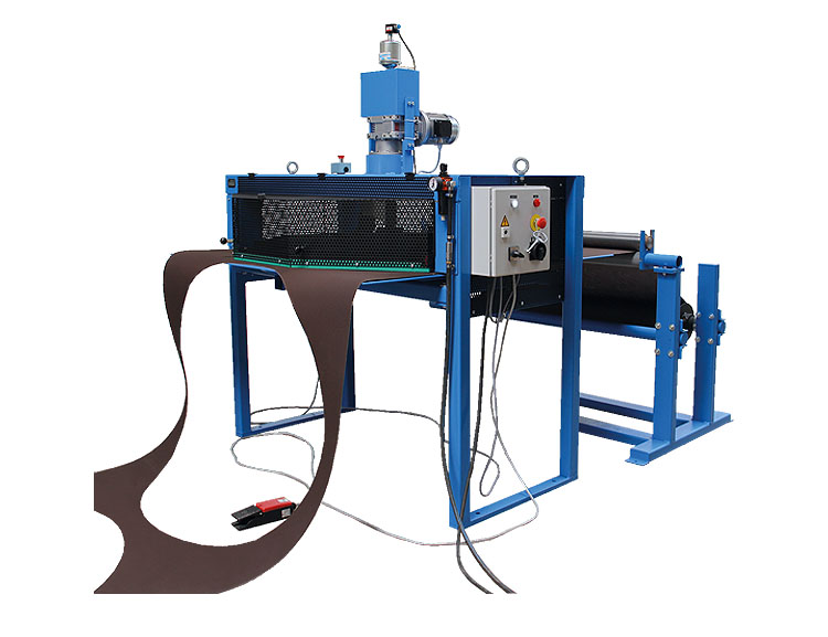 Disc cutter type DCR for large discs
