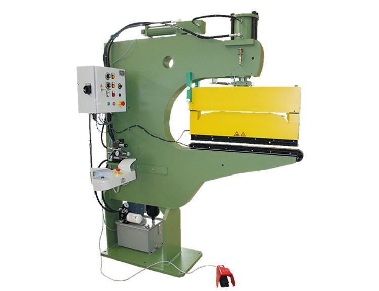 Hydraulische Balkenpresse Typ HP-40