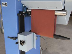Pneumatischer Kurzbandspanner