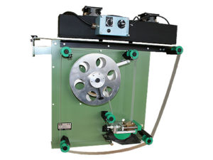 Tape coater with drying stretch (available as an option)